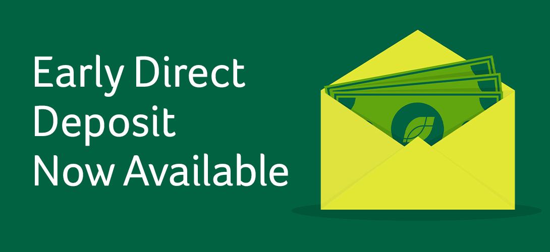 Direct Deposit Envelope